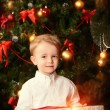 Gift for the son — Stock Photo #61614049