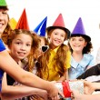 Cheerful kids — Stock Photo #61676841
