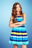 Chica adolescente — Foto de Stock