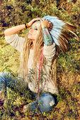 Tribal style — Stock Photo