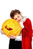 Lovely pumpkin — Foto de Stock