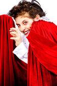 Wily vampire — Stock Photo