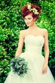 Vogue bride — ストック写真