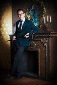 Gentleman — Stock Photo