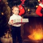 Child holidays — Stock Photo #64462899