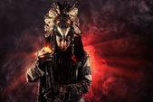 Raven fantasy — Fotografia Stock