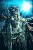 Night horror — Stock Photo