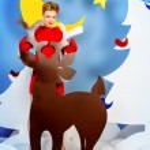 Reindeer — Stock Photo #66856597
