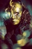 Cyborg device — Stock Photo