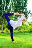 Yogi yogi — Stock Photo