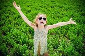 Summer happy — Stock Photo