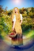 çayır bahar — Stok fotoğraf
