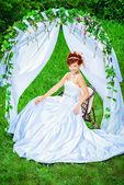 European wedding — Stock Photo