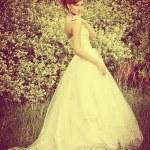 White bride — Stock Photo #71446177
