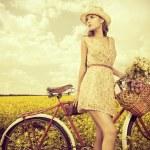 Bicycle treep — Stock Photo #71807363