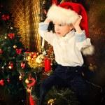 Child christmas — Stock Photo #72060977