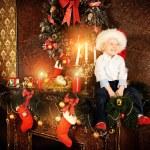 Holiday fairy — Stock Photo #72061083