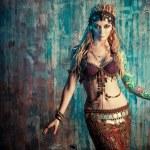 Egypt dancer — Stock Photo #72174193