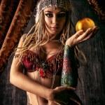 Indian dances — Stock Photo #72174285