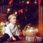 New year baby — Stock Photo #73458933