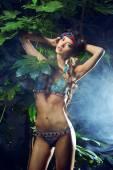 Tropical tan — Stock Photo
