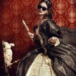 Постер, плакат: Modern Snow White