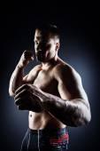 拳の戦い — ストック写真