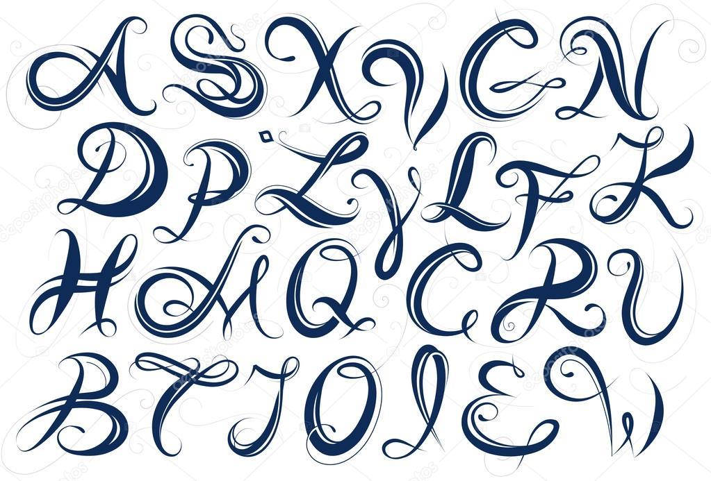 Diferentes disenos de letras related keywords for Disenos de literas