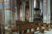 Cathedral of Poitiers  — Stockfoto