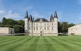 Chateau Pichon-Longueville — Stock Photo