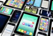 Mobile devices — Stock Photo