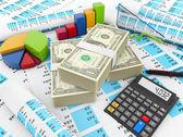 Dollar finances — Stock Photo