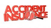 Accident insurance — Stock Photo