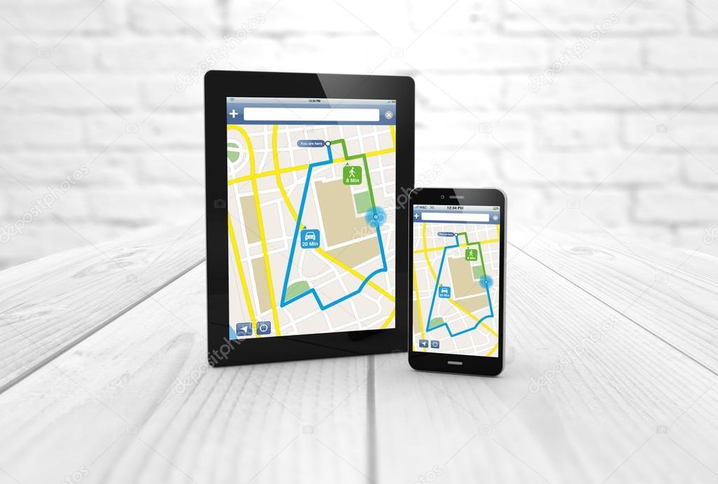 Скачать приложенье навигатор для смартфона
