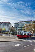 Vienna Tram — Stock Photo