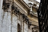 Saint Peter Basilica architecture — Zdjęcie stockowe