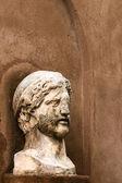 Roman half-length statue — Photo
