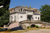 George Enescu home in Bucharest — Stock Photo
