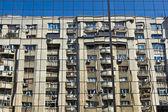 Bucurest buildings — Stock Photo