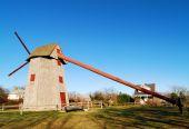 Nantucket Windmill — Stock Photo