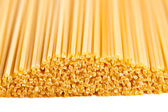 Spaghetti background — Stock Photo
