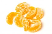 Tangerine isolated — Stock Photo