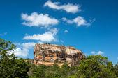 锡吉里耶狮子岩堡垒 — 图库照片