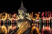 Gangaramaya Buddhist temple — Fotografia Stock