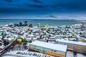 Görünüm, reykjavik, İzlanda — Stok fotoğraf