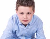 Boy posing 2 — Stock Photo