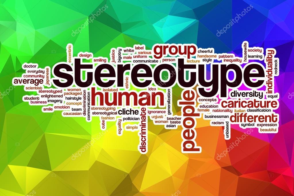 Bildresultat för stereotyp