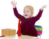 Happy childhood — Foto de Stock