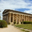 Постер, плакат: Temple of Hephaestus Athens Greece