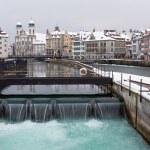 Lucerne in the winter, Switzerland — Stock Photo #66127259